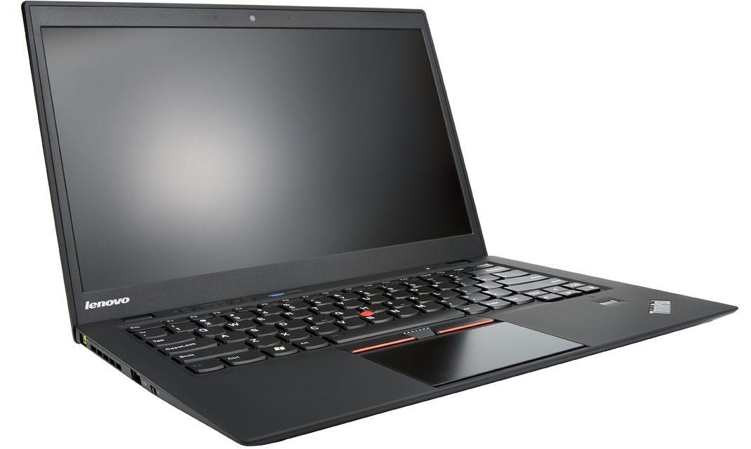 Lenovo Abandons Beveled Keyboards On New ThinkPads, Unveils X1 Carbon