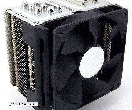 Coolermaster's new vapourware, the TPC-812 heatsink