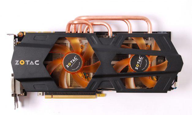 ZOTAC announces ZOTAC GeForce GTX 680 AMP! Edition and ZOTAC GeForce GTX 680 4G