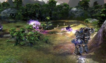 New trailer for Mechwarrior Tactics
