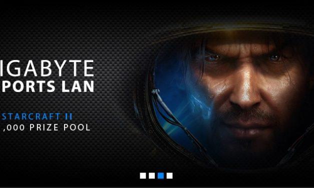 Gigabyte USA Announces Gigabyte eSports LAN