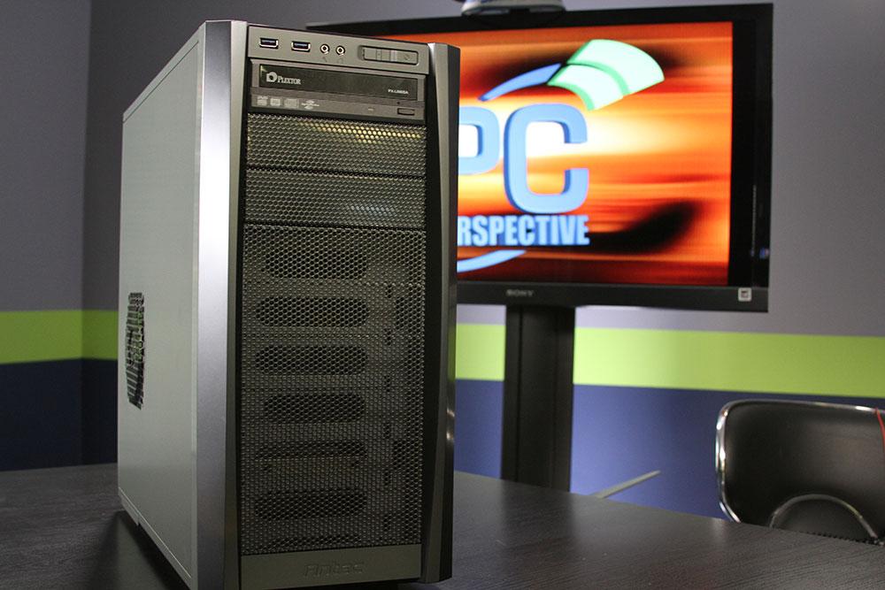 Just Delivered: DV Nation RAMRod PC – Sandy Bridge-E, 64GB DDR3, 480GB RevoDrive 3 X2