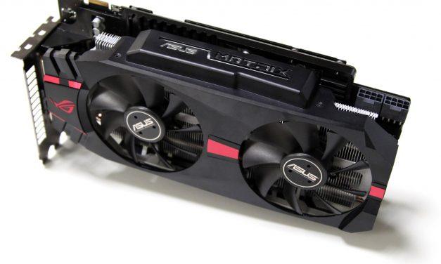 Massive ASUS ROG Matrix HD 7970 GPU Pictured