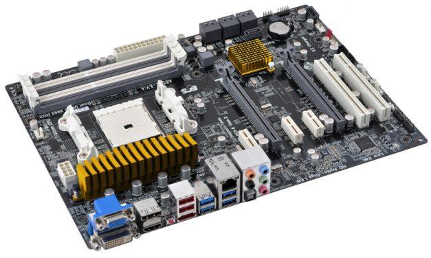 ECS Announces A85F2-A Desktop Trinity FM2 Motherboard