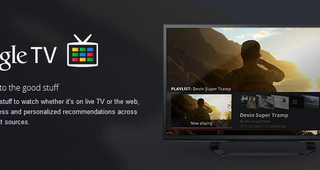 Sony Launching New $199 Google TV Box