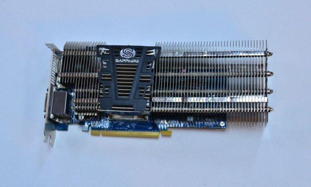 Computex: Sapphire Shows Off Passively Cooled Radeon 7770 GPU