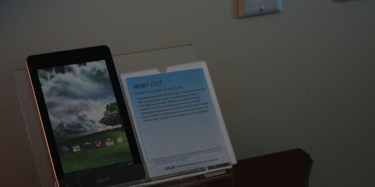 Report: NVIDIA Tegra 3 Kai Platform to Power ASUS-built Nexus Tablet