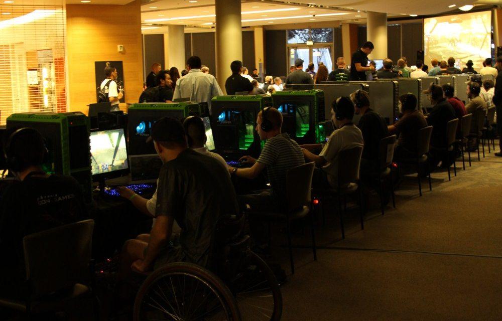 NVIDIA Hosts Mechwarrior Online Event