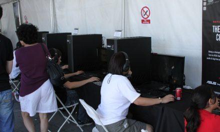 ASUS Republic of Gamers @ Fry's Electronics Recap