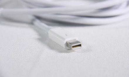 Falcon Ridge Will Double Thunderbolt Bandwidth to 20Gbps
