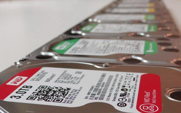 Western Digital Red 3TB SATA SOHO NAS Drive – Full Review