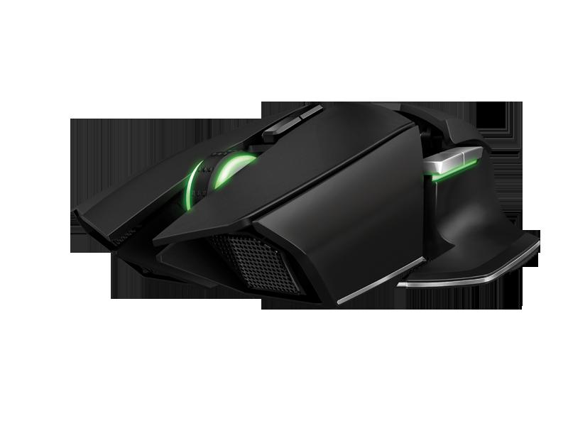 Razer Launches $129 Ouroboros Gaming Mouse