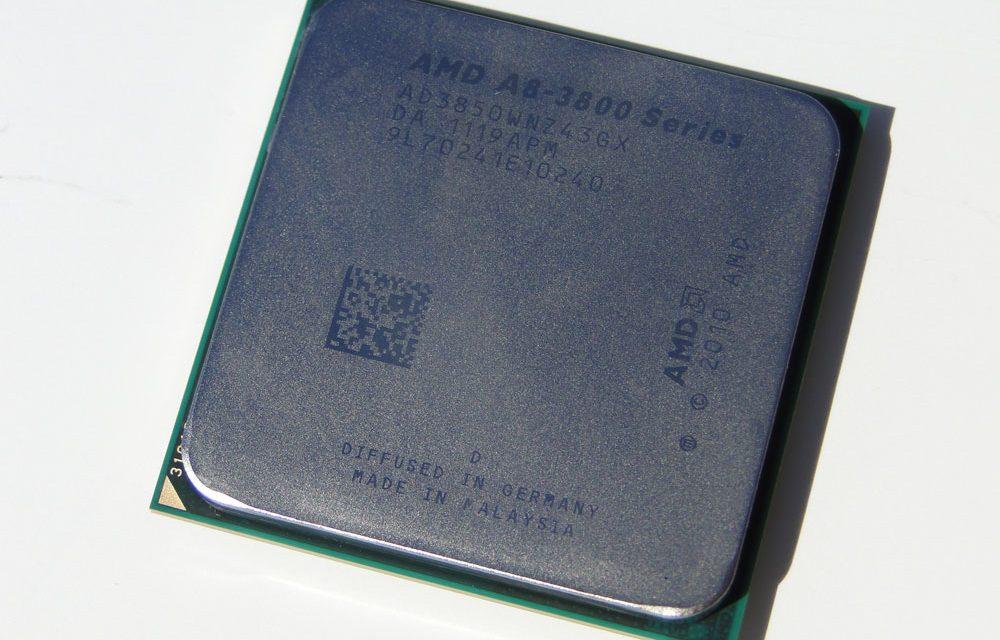 AMD Blames Lackluster Earnings on Weak Economy