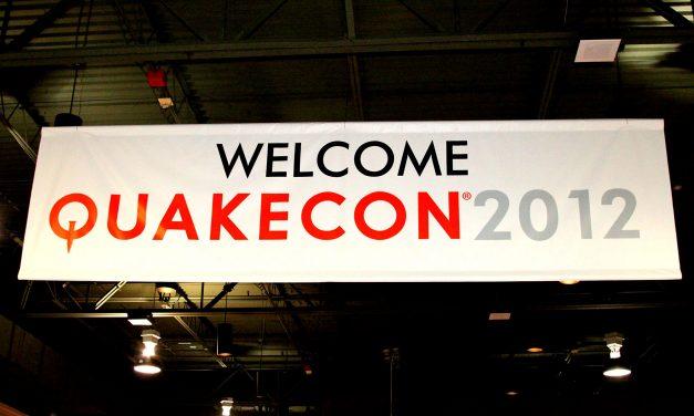 Quakecon 2012: Day 1 Coverage