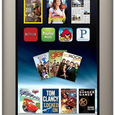 Barnes & Noble Nook eBook Readers (Tablet, Color) Receive Price Cuts