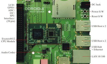 ARM-A9 SOC showdown, Tegra 3 versus ODROID-X