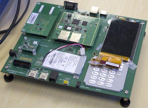 Punchable laptops? The Synaptics ForcePad