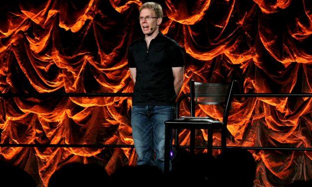 John Carmack's QuakeCon 2012 Keynote