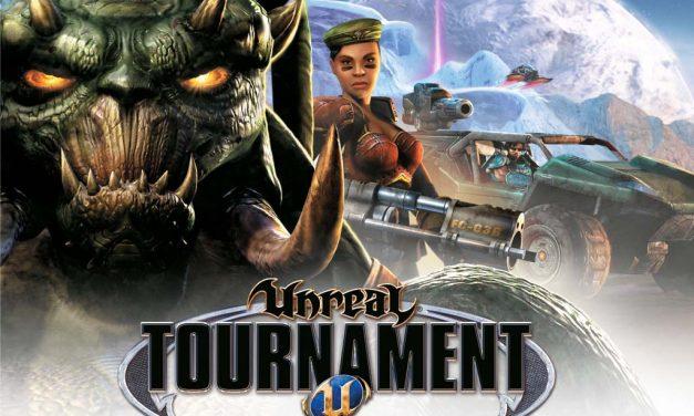 PC Perspective Gaming Night – UT2004
