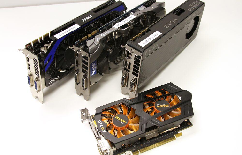 NVIDIA GeForce GTX 660 Ti Overclocked Roundup – EVGA, Galaxy, MSI and Zotac