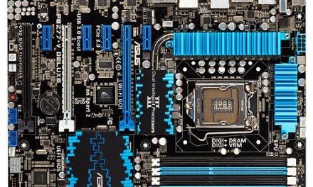 ASUS P8Z77-V Deluxe LGA 1155 ATX Motherboard Review