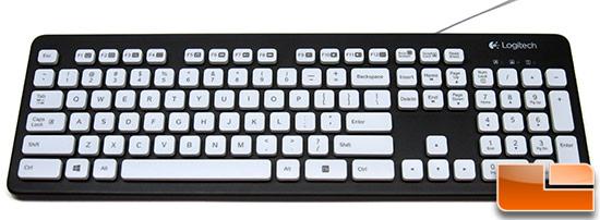 Got moss growing on your keyboard?  Logitech can fix that!