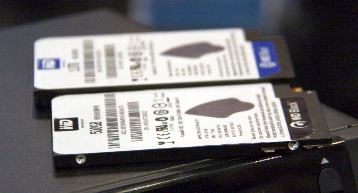 IDF 2012: Western Digital shows off 5mm Hybrid HDD