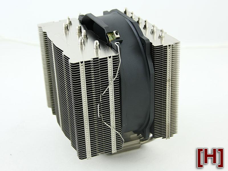 SilverStone goes to Heligon, brings back a 140mm heatsink fan