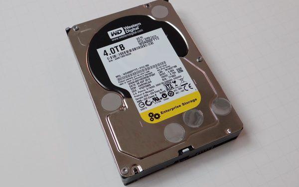 Western Digital RE RAID Edition 4TB SATA Enterprise Drive – Full Review