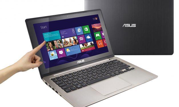ASUS Launches Line of VivoBook Laptops Running Windows 8