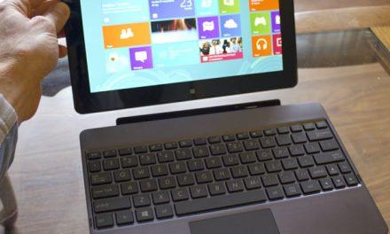 ASUS VivoTab RT, Windows 8 on ARM