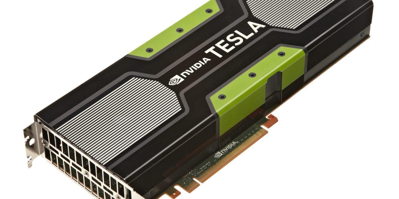 NVIDIA Launches Tesla K20X Accelerator Card, Powers Titan Supercomputer
