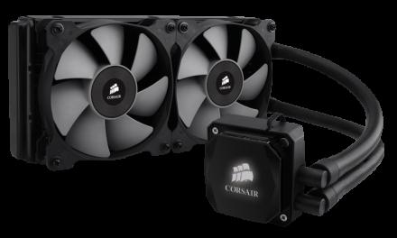 Corsair Announces Hydro H100i and H80i Liquid CPU Coolers