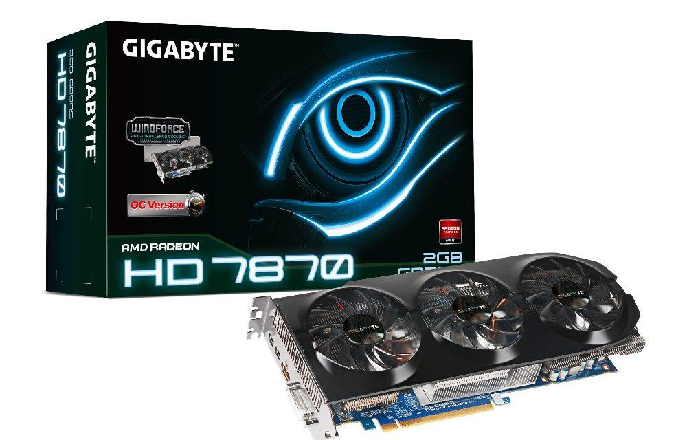 AMD Never Settle Sweepstakes Part 2: Gigabyte Radeon HD 7870 OC Edition CrossFire