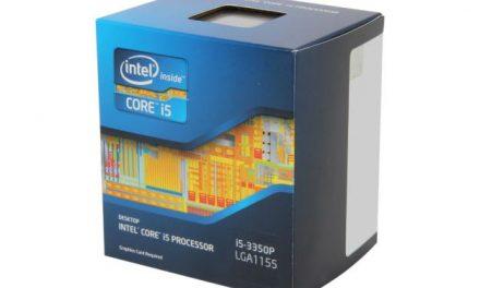 Intel Core i5-3350P Ivy Bridge Processor Review – No Integrated Graphics