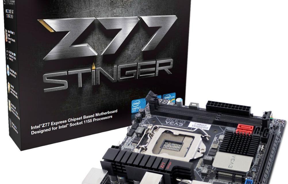 EVGA Z77 Stinger mini-ITX Motherboard Review
