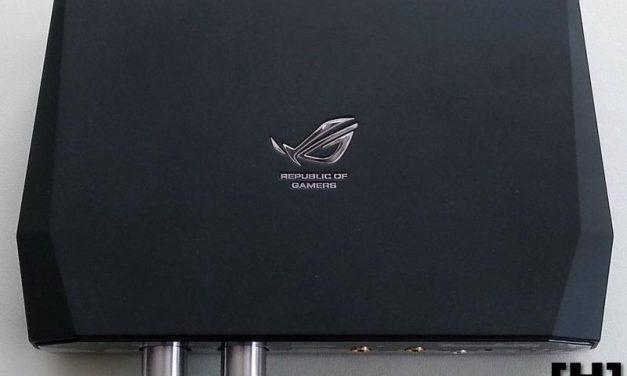 Thunder! Thunder! ThunderFX!  Meet the new ASUS Maximus V Formula