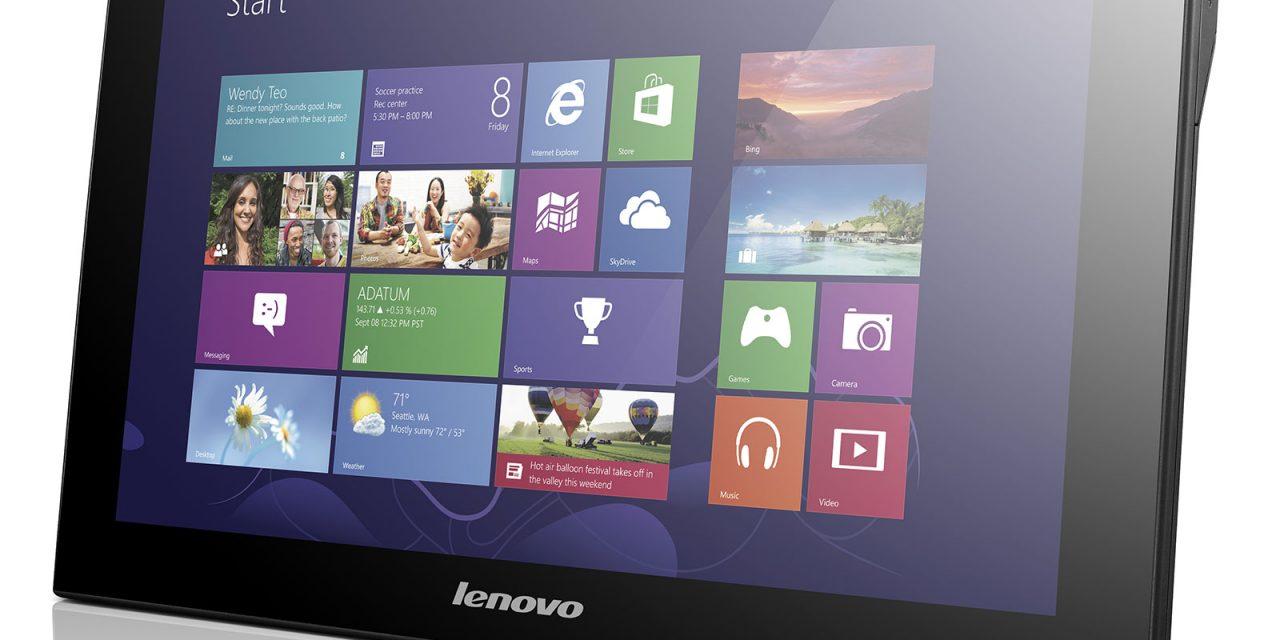 Lenovo ThinkVision LT1423p Touch Mobile Monitor