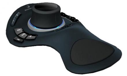 Deals for January 16th – 3DConnexion SpaceExplorer 3D Mouse (3DX-700026) for $254