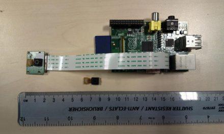 Raspberry Pi Releasing 5MP Camera Module