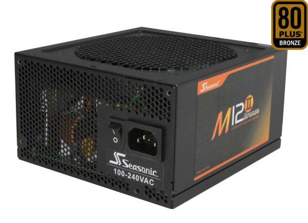 Win FREE Stuff!  Seasonic M12II 850 watt and 750 watt PSU up for grabs!!