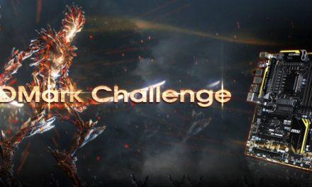 MSI 3DMark Challenge: Rewarding Overclockers