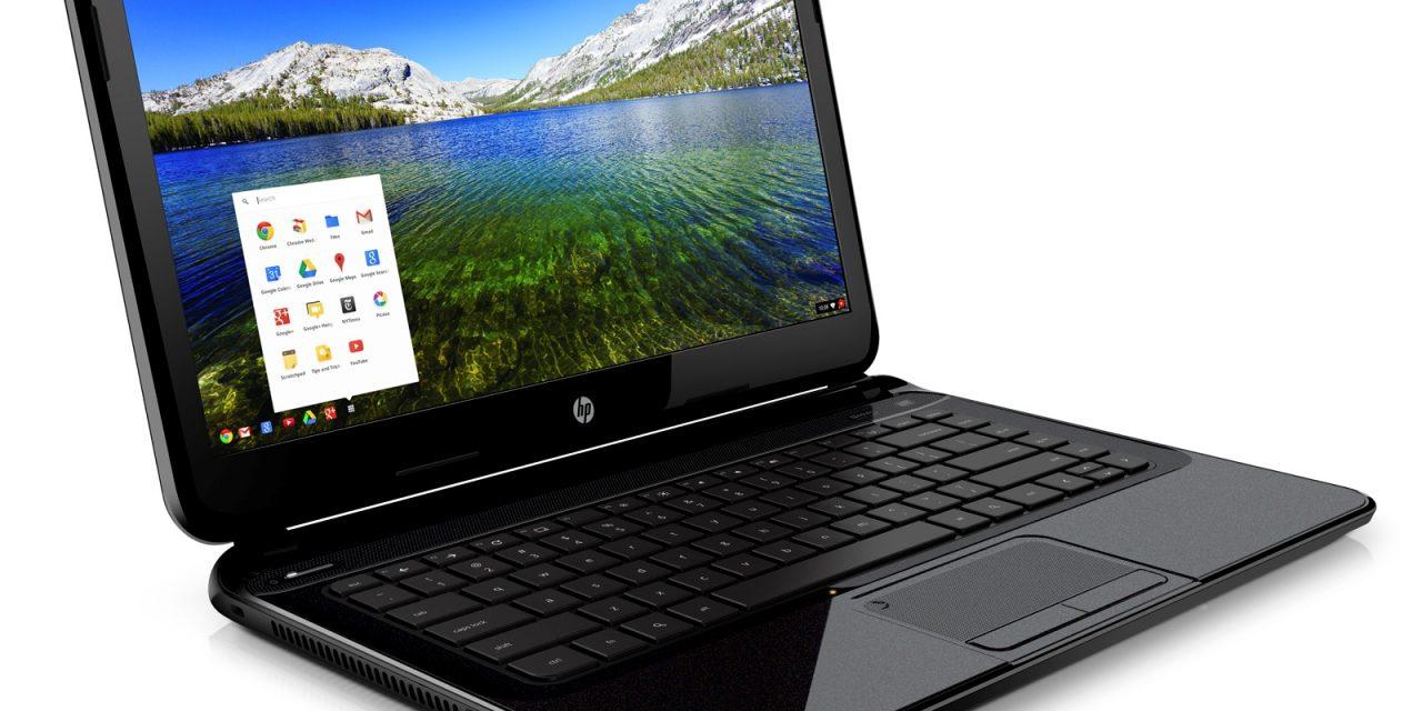 HP Announces New 14″ Chromebook
