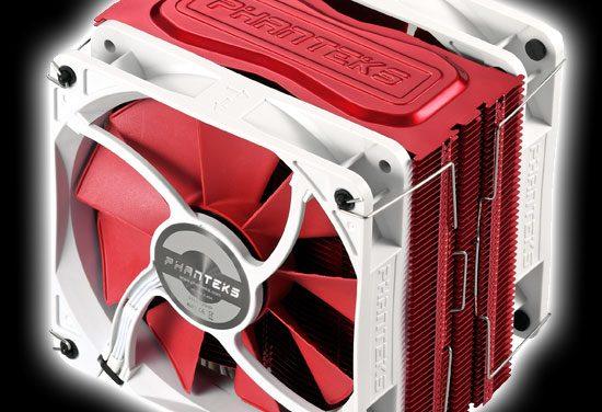 Phanteks' new cooler stands tall