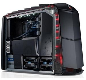 Alienware Aurora r4 Core i7 Gaming Desktop (Liquid-cooled) w/ GeForce GTX 660 PowerHouse Desktop