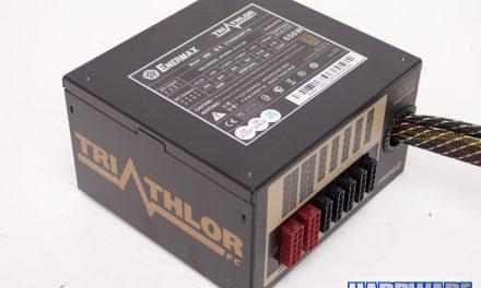 Enermax replaces their MODU82+ series with … Triathlor?