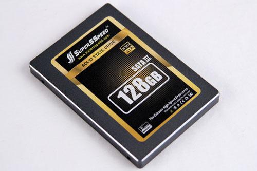SuperSSpeed mixess Intel SSLC and SSandforce