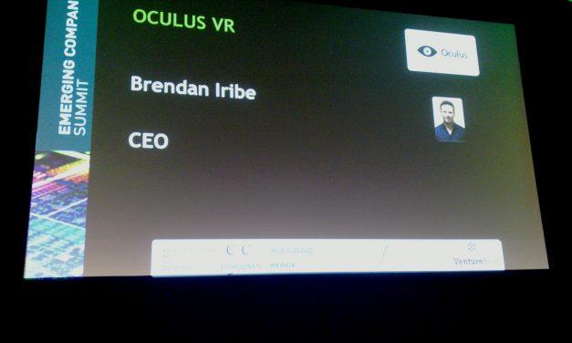 GTC 2013: Oculus VR Reveals Future of Oculus Rift at ECS