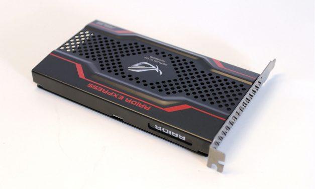 ASUS Adding RAIDR PCI-E SSDs To Its ROG Lineup