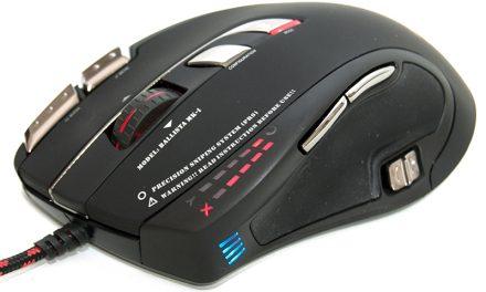 Can you go too far with a gaming mouse?  The Shogun Bros Ballista MK-1 Pro